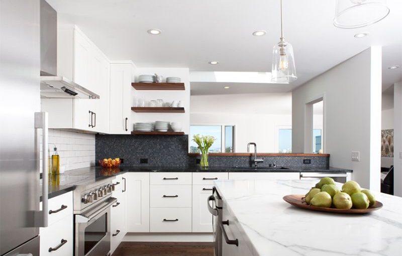 Những ý tưởng hay dành cho xu hướng thiết kế nội thất phòng bếp hiện đại