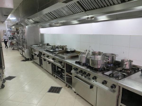 Bếp Âu Công Nghiệp Sản Phẩm Không Thể Thiếu Của Mọi Bếp