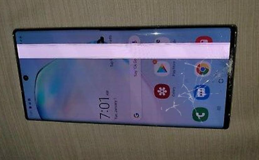 Ép mặt kính Samsung Note 10 GIÁ SIÊU TỐT, Chính Hãng 100% tại TPHCM