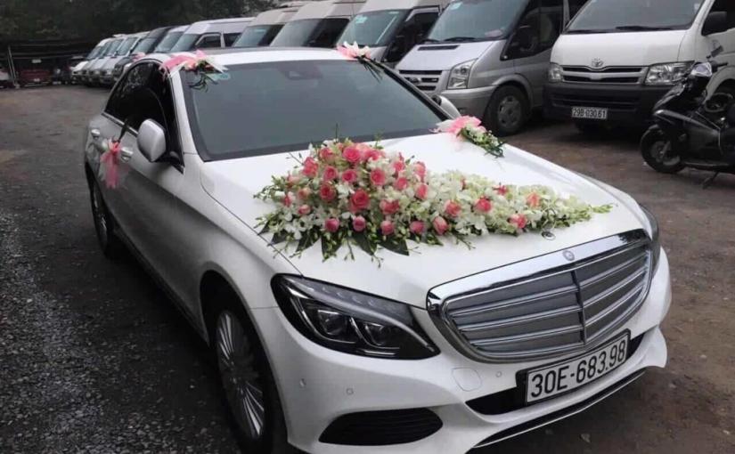 Địa chỉ cho thuê xe đám cưới tại Hà Nội uy tín nhất