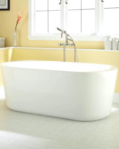 Hướng dẫn hoàn thiện bồn tắm với sơn epoxy