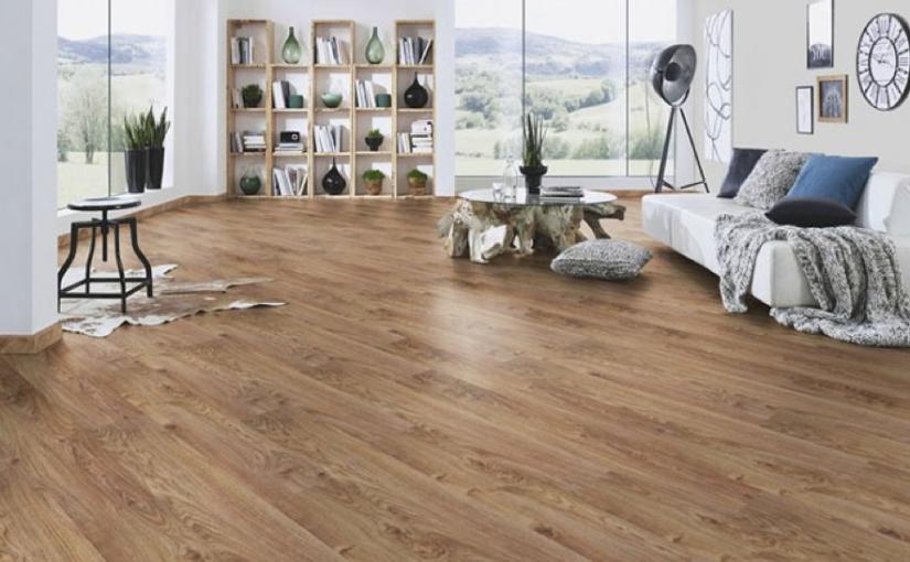 Tìm hiểu cấu tạo và đặc tính nổi bật của sàn gỗ Đức