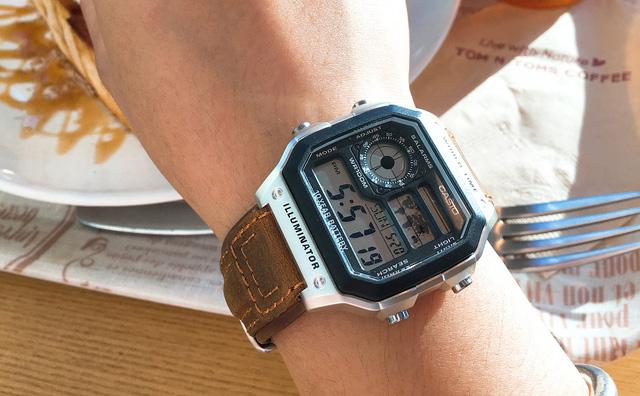 2 Cách chọn đồng hồ nam dây da mặt vuông đẹp đơn giản nhất