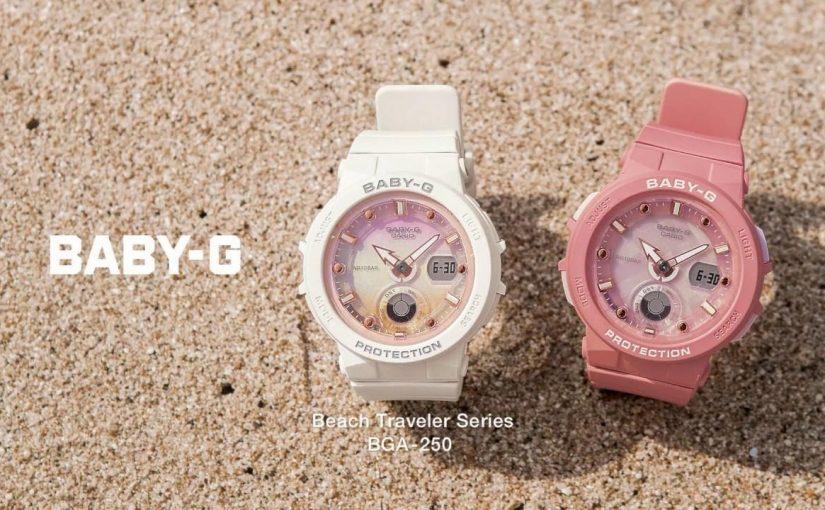 Đồng hồ G Shock nữ – Món quà tặng ý nghĩa cho phái nữ