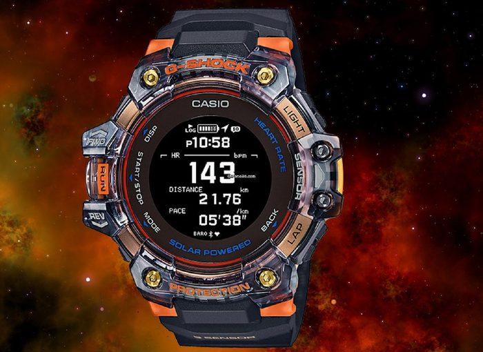 Tạo phong cách với đồng hồ điện tử đeo tay Casio